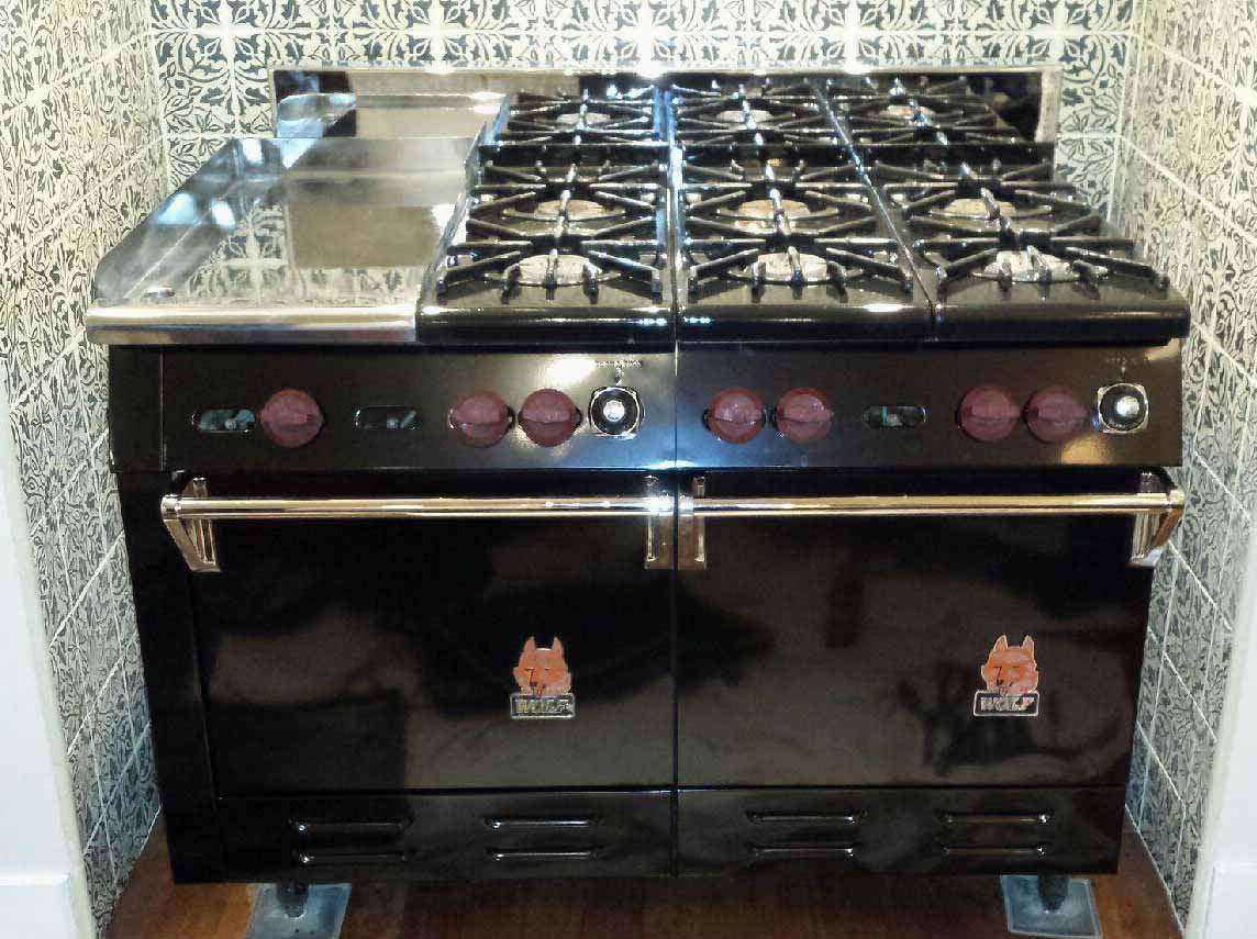 Apple Stoves Reconditions